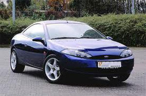 Ford cougar 2 0